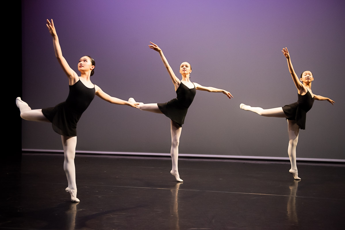 Ballet Lessons: Easter Intensive Course