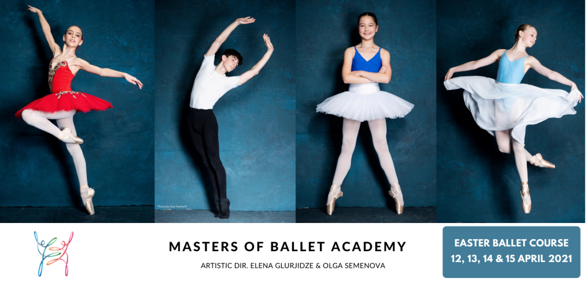 Ballet Lessons: Easter Intensive Course 2021